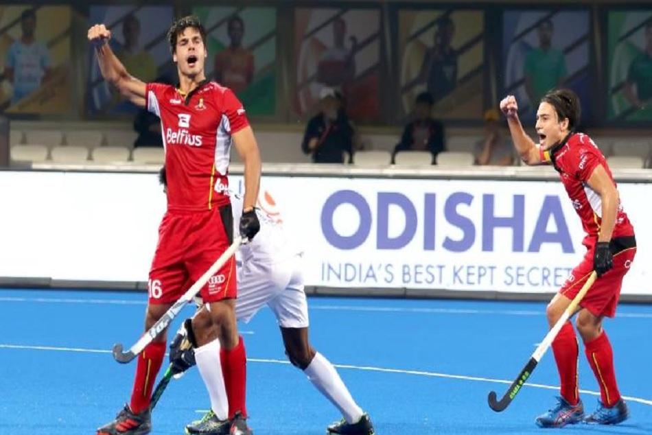 Belgium Enters Men S Hockey World Cup Final Beat England 6 0