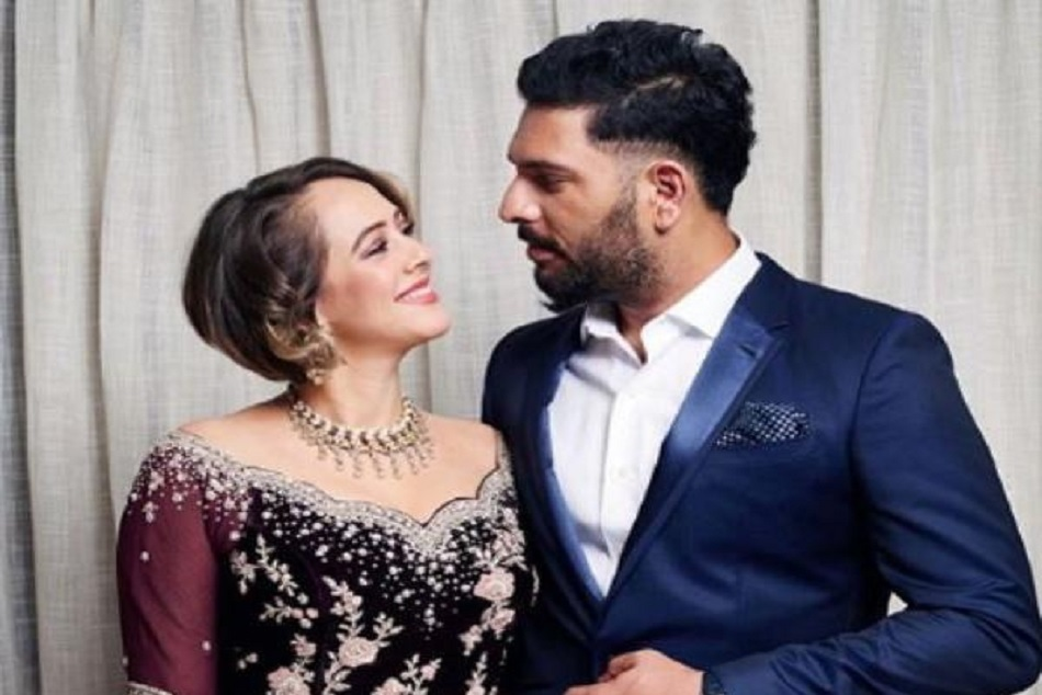 Cricketer Yuvraj Singh S Wife Hazel Keech Reacts Pregnancy Rumors