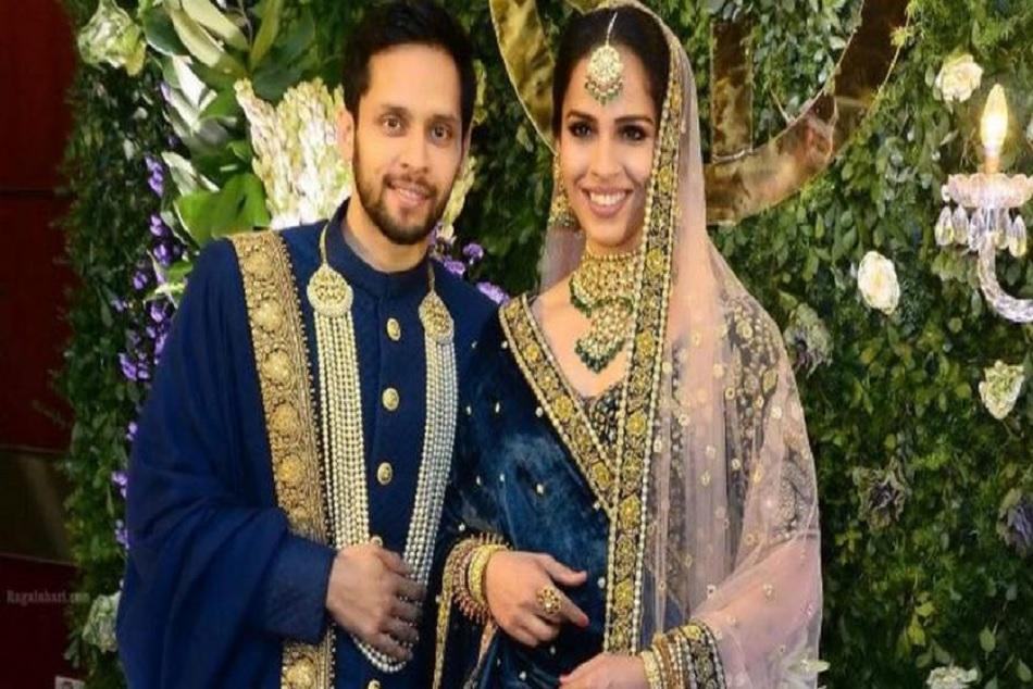 Pics Saina Nehwal P Kasyap Reception Hyderabad
