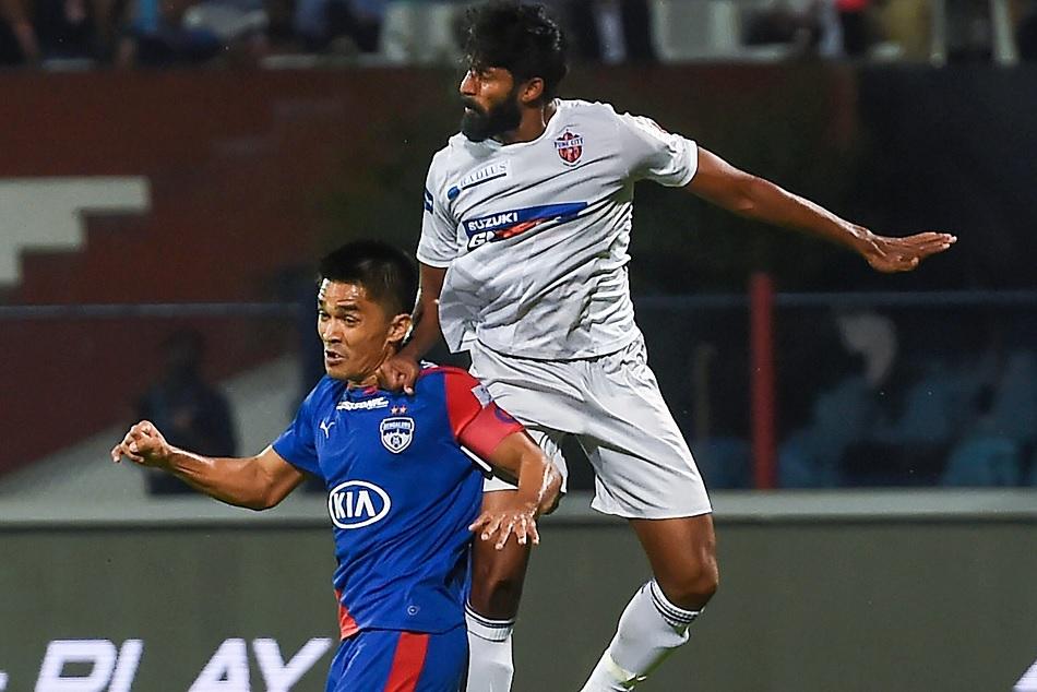 Bengaluru Fc Won Against Fc Pune City Indian Super League 5 Isl