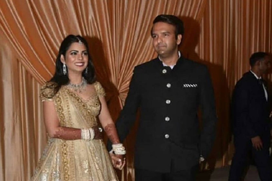 Isha Ambani wedding reception: Zaheer Khan, Krunal Pandya attend