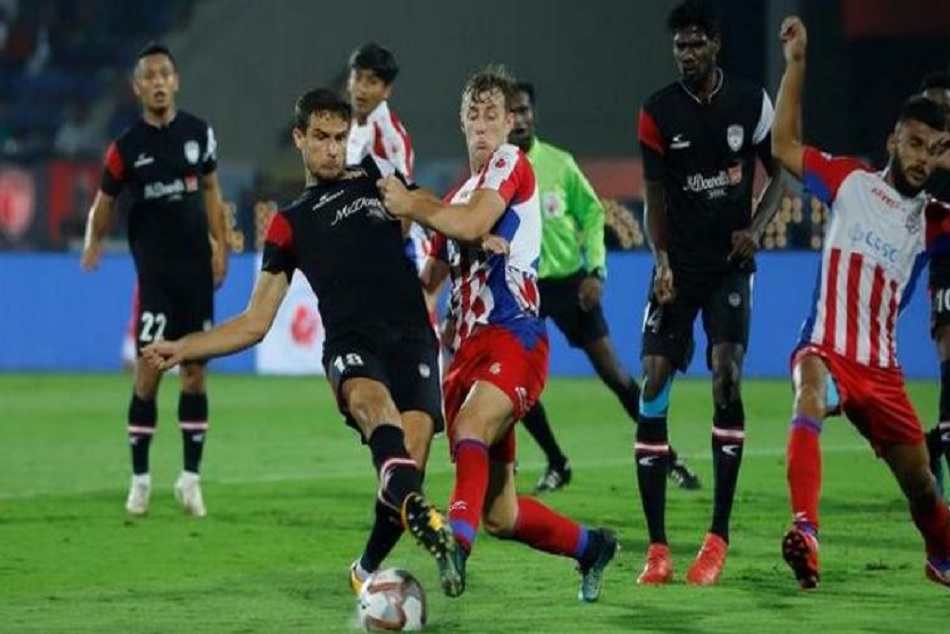 Isl 2018 Northeast United Fc Play Goalless Draw Vs Atk