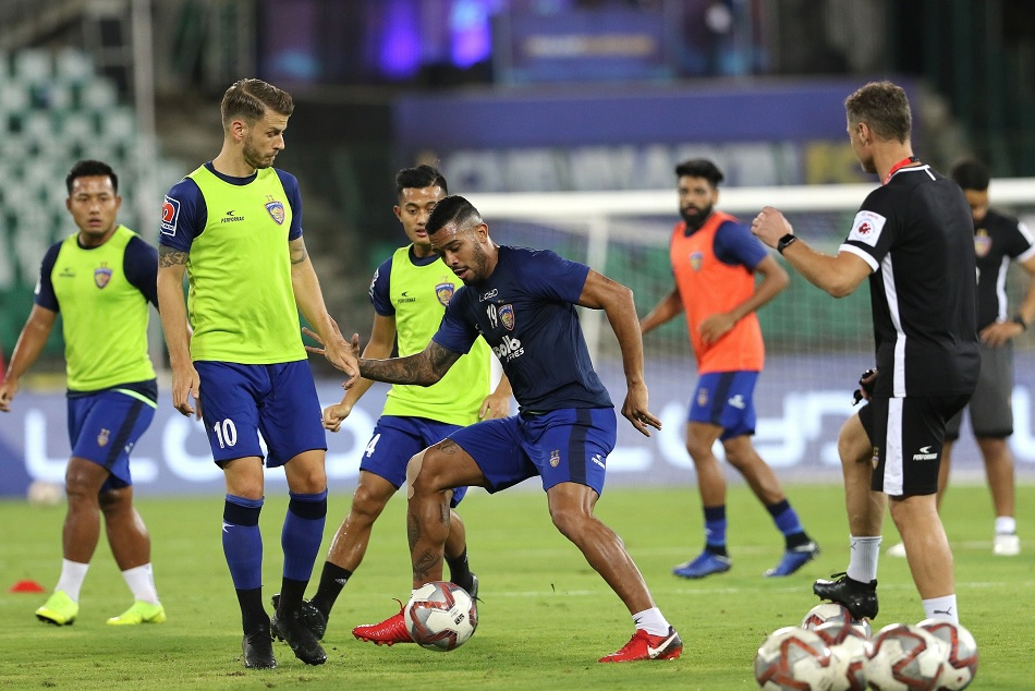 indian super league 5 match preview of mumbai city vs chennaiyin fc