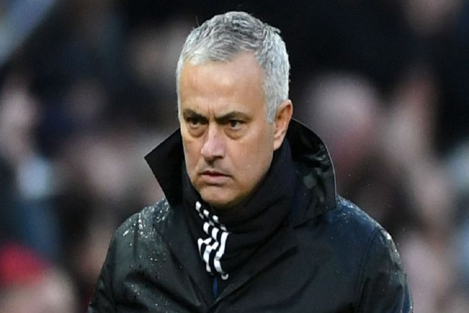 Jose Mourinho is sacked by Manchester United
