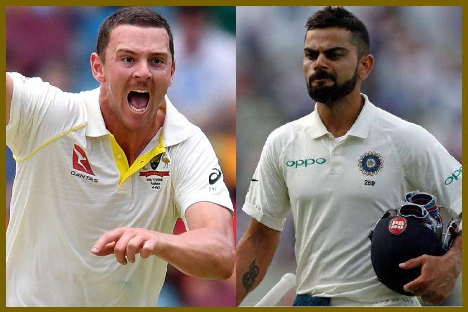 Josh Hazlewood Share Glimpse Australian Strategy Tackle Virat Kohli India Cricket Team