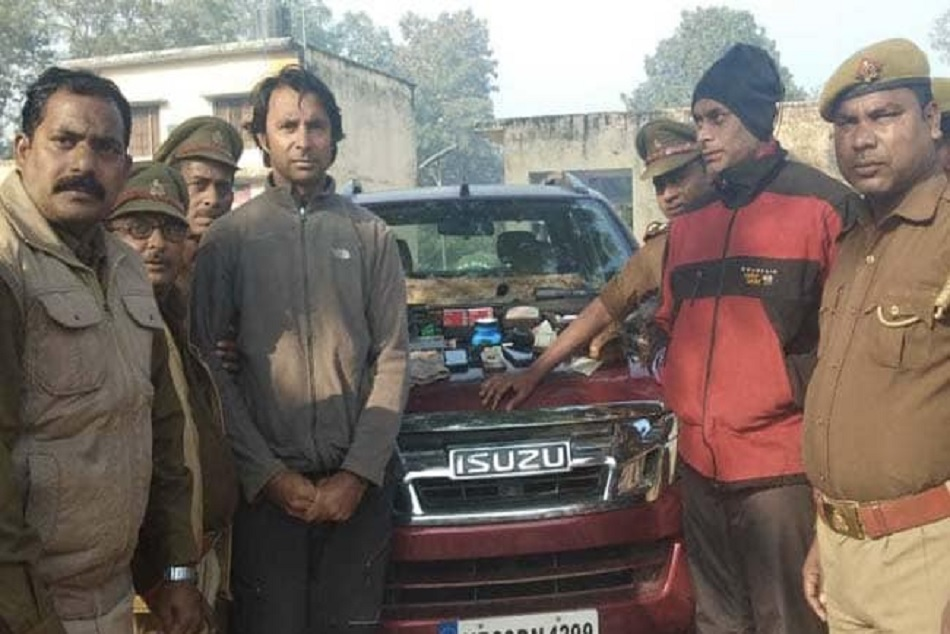 Golfer Jyoti Randhawa Arrested On Poaching Charges Uttar Pradesh