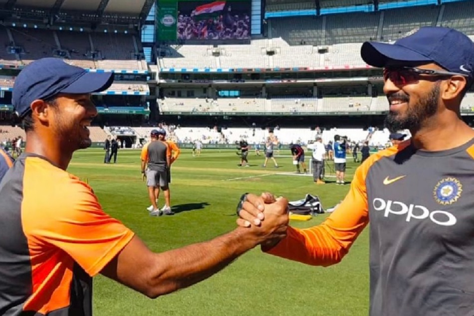 Mayank Agarwal Opens Up About His Experience First Test Cricket Kl Rahul