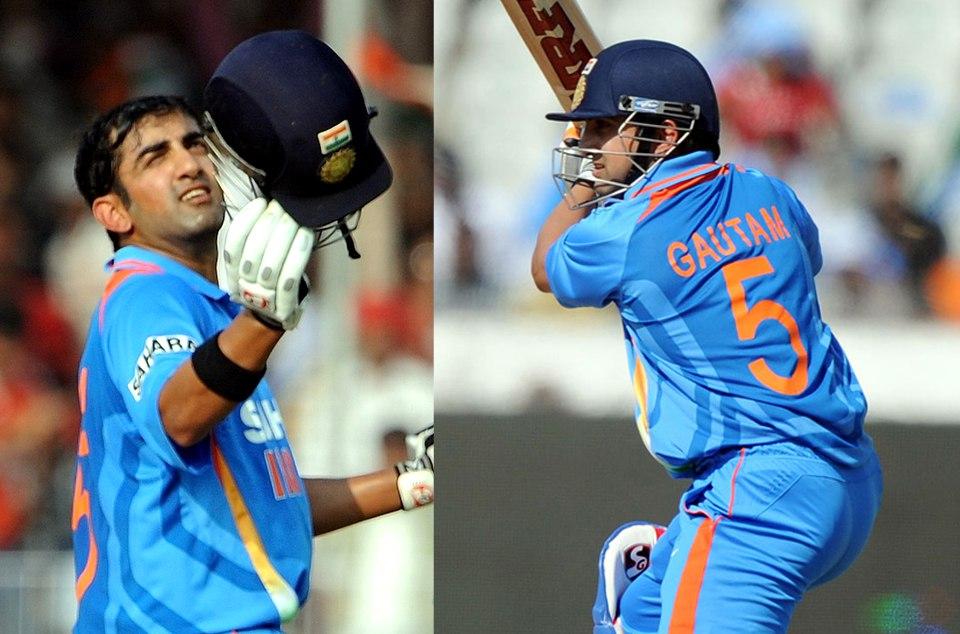 Gautam Ghambhir Retirement: 5 best memorable innings of gautam Gambhir
