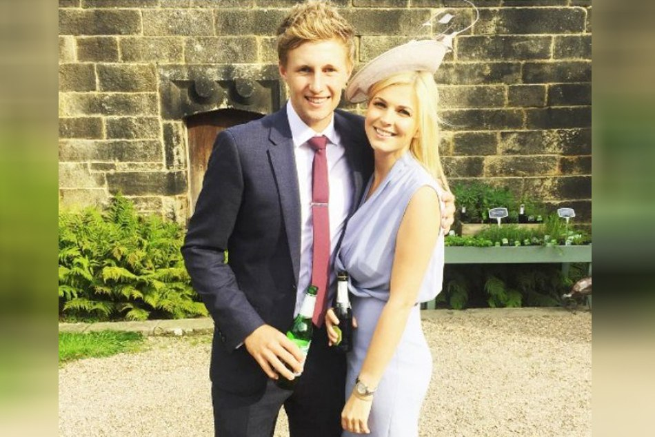 England Test Captain Joe Root Marries His Girlfriend Carrie Cotterell