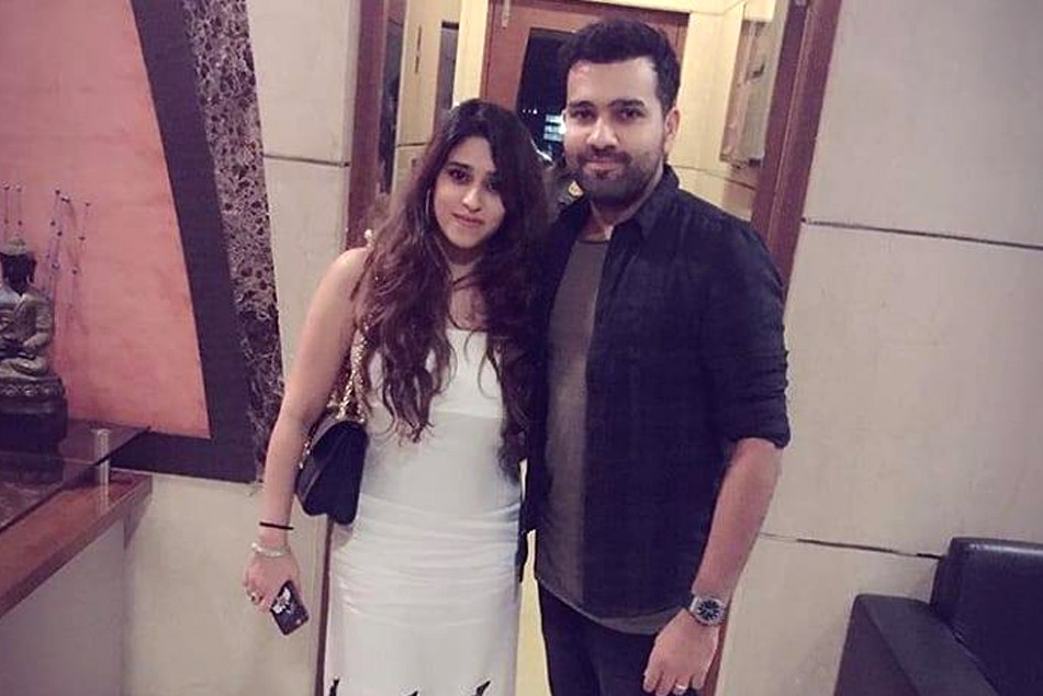 rohit sharma accepts he is about to became father , wife ritika sajdeh is pregnant