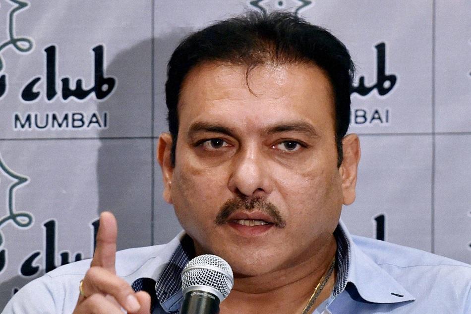 Ravi Shastri Slams O Keefe Says Mayank Agarwal Wants Smell Coffee Of Keefe Canteen