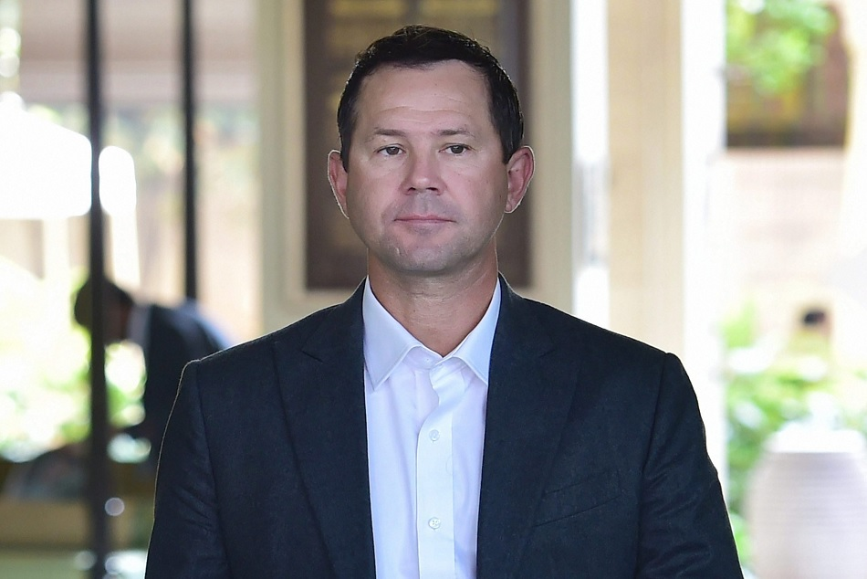 Former Australian Cricket Team Captain Ricky Ponting Is Inducted Into Icc Hall Of Fame