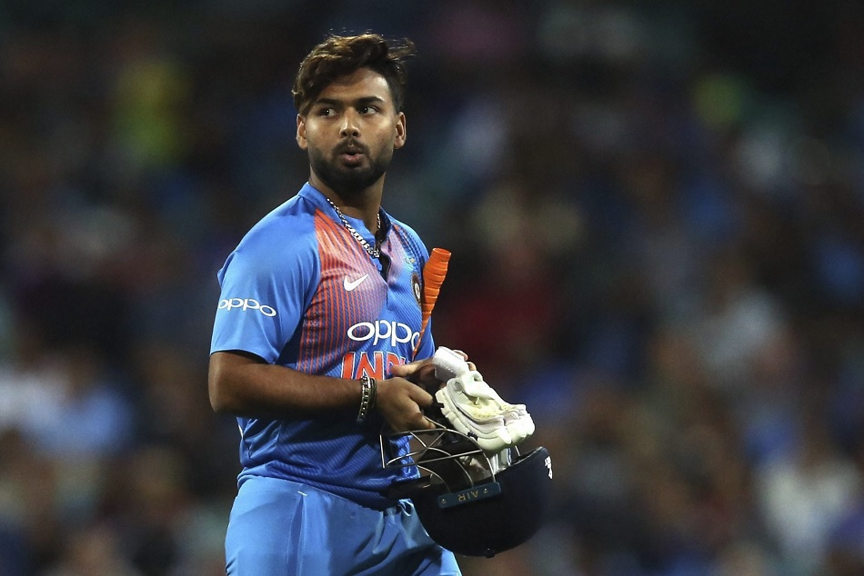 Dinesh Karthik has replaced young Rishabh Pant for the spot of second wicketkeeper batsman