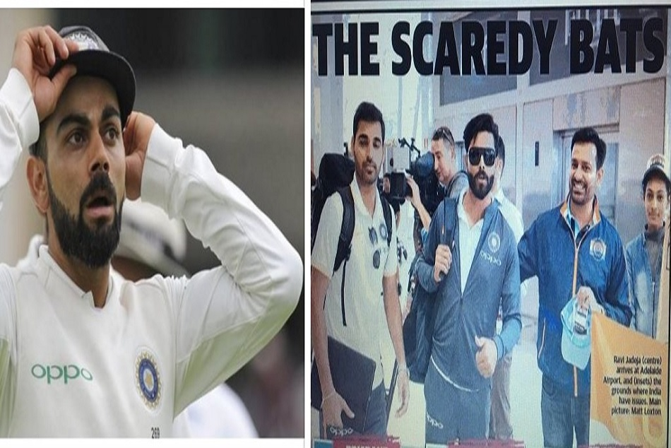 Scaredy Bats: Australian public bash Aussie media for insulting Team India