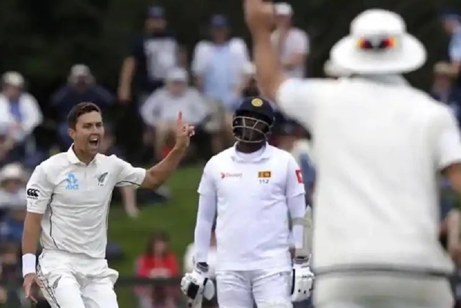 Watch Trent Boult Takes Six Wickets 15 Balls Against Sri Lanka