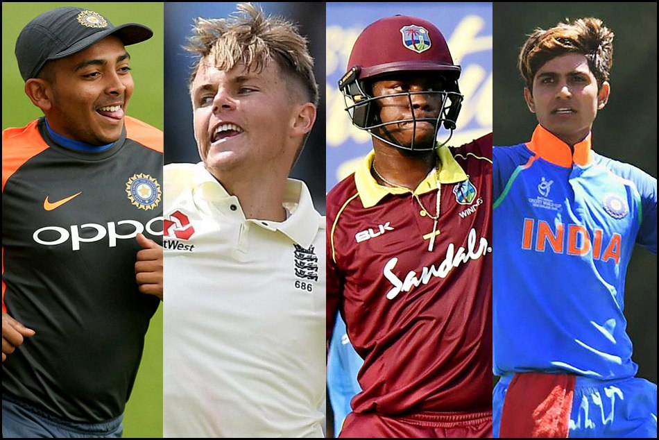 Here is the Top ten young faces of cricket that will notice in 2019