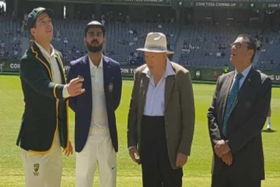 India Vs Australia Virat Kohli Joins Unwanted List After Losing Toss
