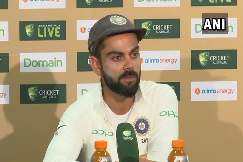 Virat Kohli Praises Indian Bowling Attack After The Adelaide Test Victory Australia