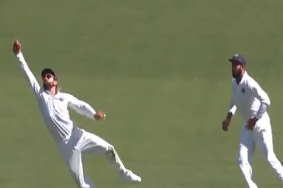 Virat Kohli Took Absolute Stunning Catch Peter Handscomb Perth Australia Video