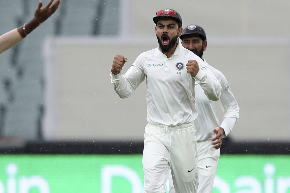 Virat Kohli Is Excited The Green Wicket Perth Test Match Against Australia