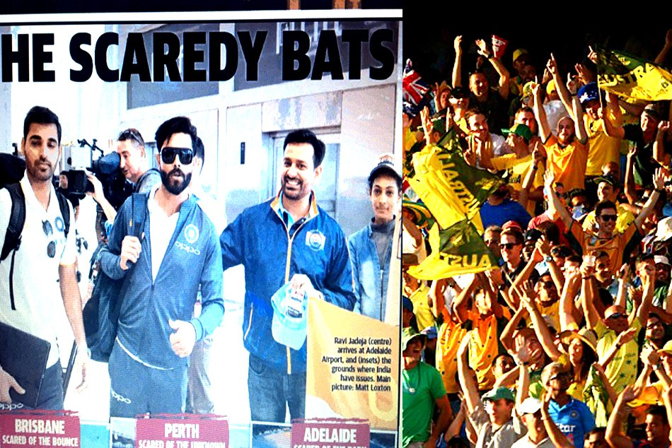 Australian cricket fans thrash their own media for mocking Indian cricket team
