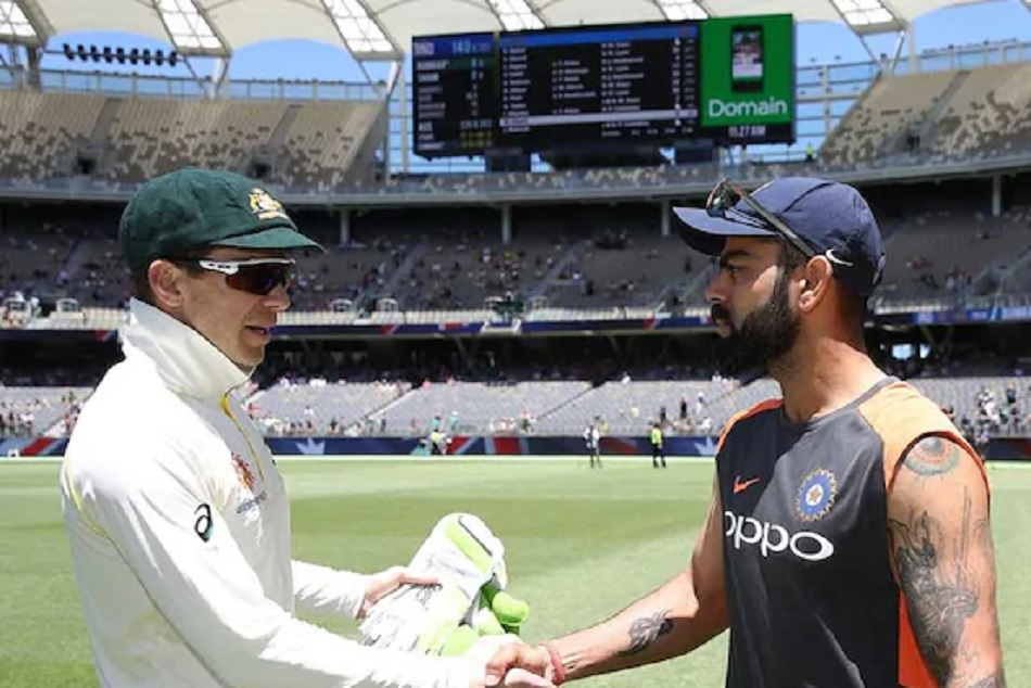 India vs Australia: Virat Kohli, Tim Paine Label Heated Exchanges As Competitive