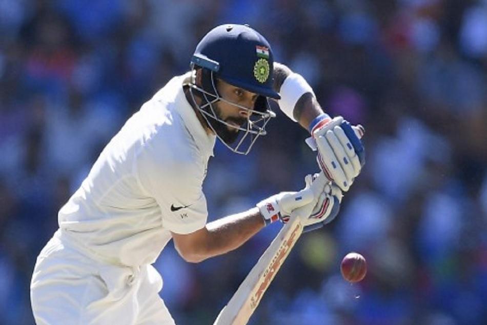 India Vs Australia Virat Kohli Breaks Rahul Dravid S Record At Mcg