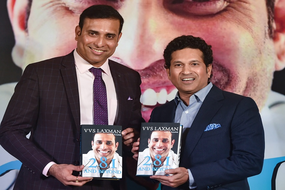 Vvs Laxman Unveails His Biography 281 Beyond Reveals Many Facts Gret Chappell Ms Dhoni