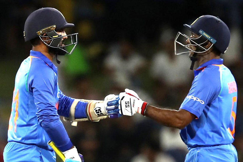 World Cup 2019 Virat Kohli Opens On Number Four Slot On Dinesh Karthik Ambati Rayudu