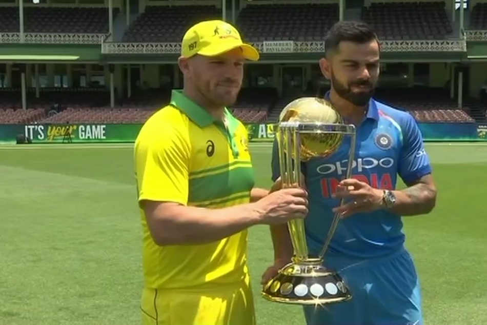Aaron finch said indian team has no weak line despite the absence of jasprit bumrah
