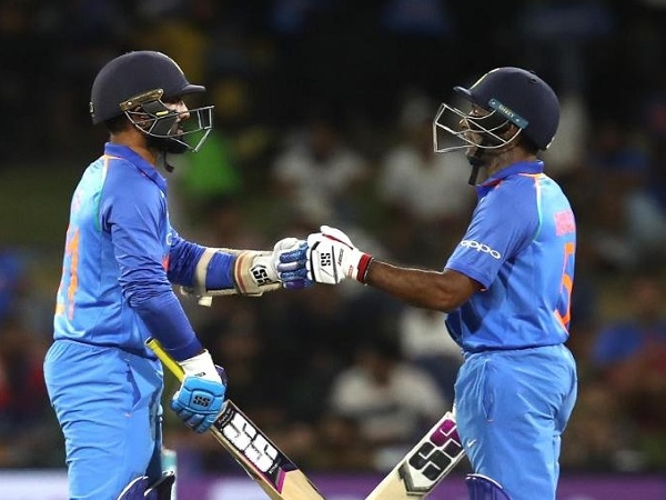 'बल्लेबाज' रायडू का शानदार प्रदर्शन