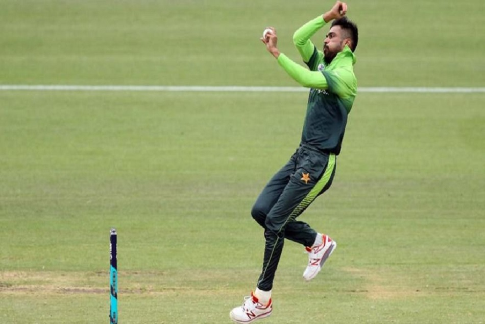 Mohammad Aamir Returns Paksitan Regarding World Cup