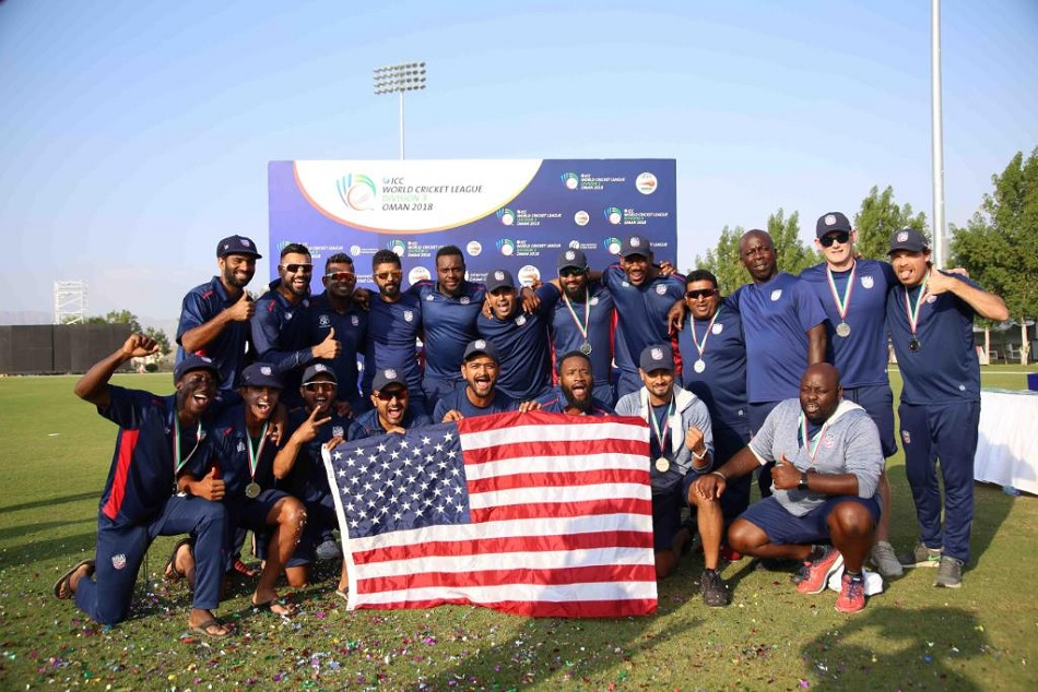 USA become the 105th associate member of ICC