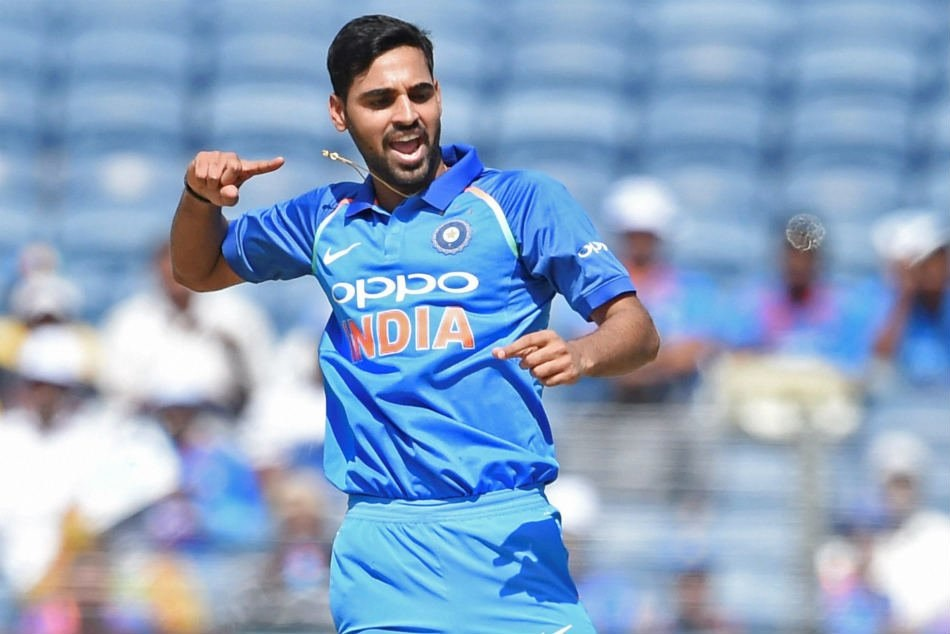 Bhuvneshwar Kumar took 100th ODI wicket in Sydney and set a record