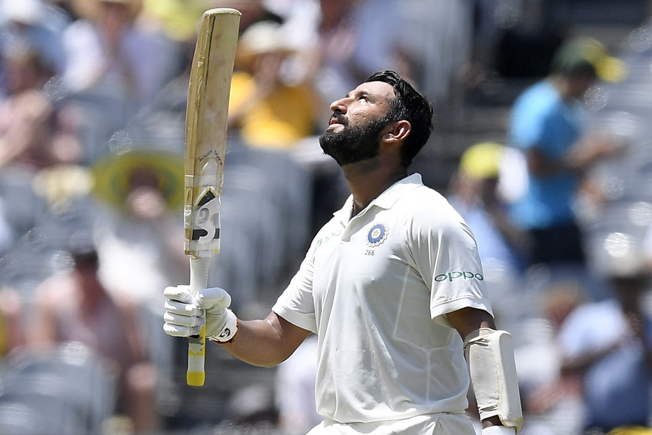 cheteshwar pujara joined the elite indian batsman league in terms of most balls played by a batsman in australia test seires