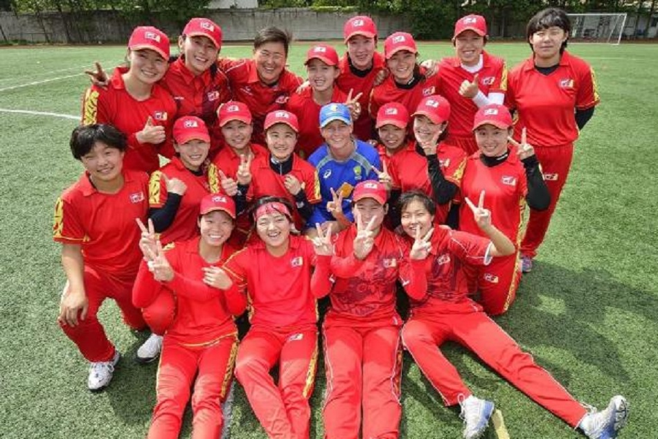 China Women all out for 14 runs record lowest T20 international total ever