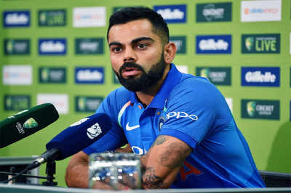 Not Very Pleased With Our Batting Performance Says Virat Kohli