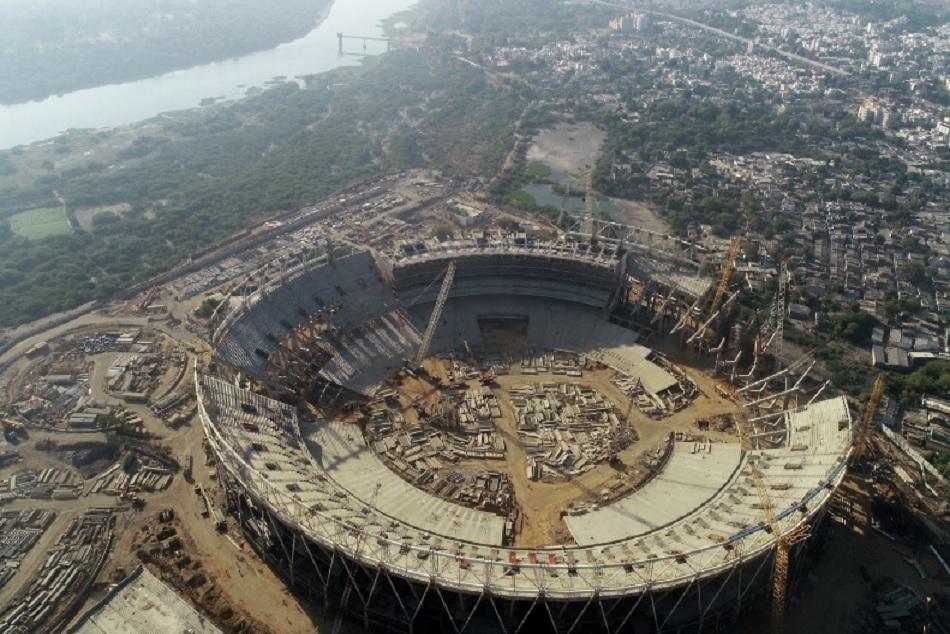 Sardar Patel Gujarat Stadium Motera Will Be Largest Cricket