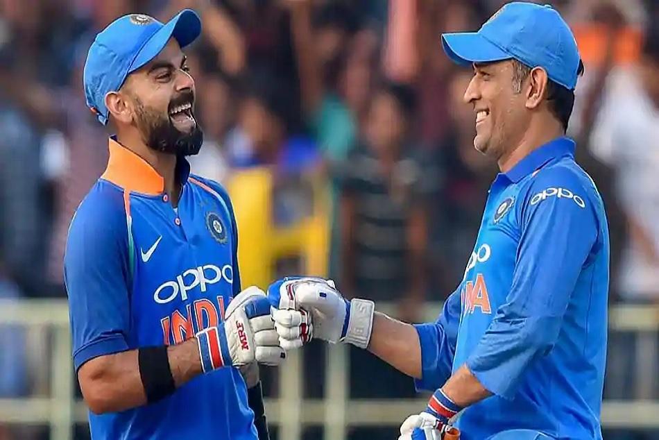Sourav Ganguly praises Virat Kohli for backing MS Dhoni