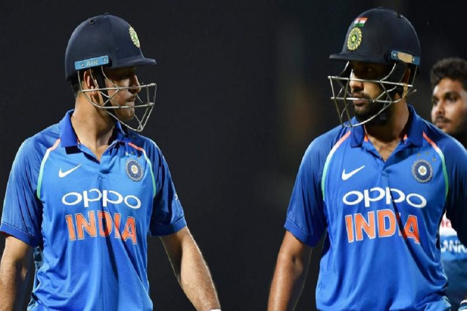 Rohit Sharma Suggest The Most Ideal Number Fro Dhoni S Batting
