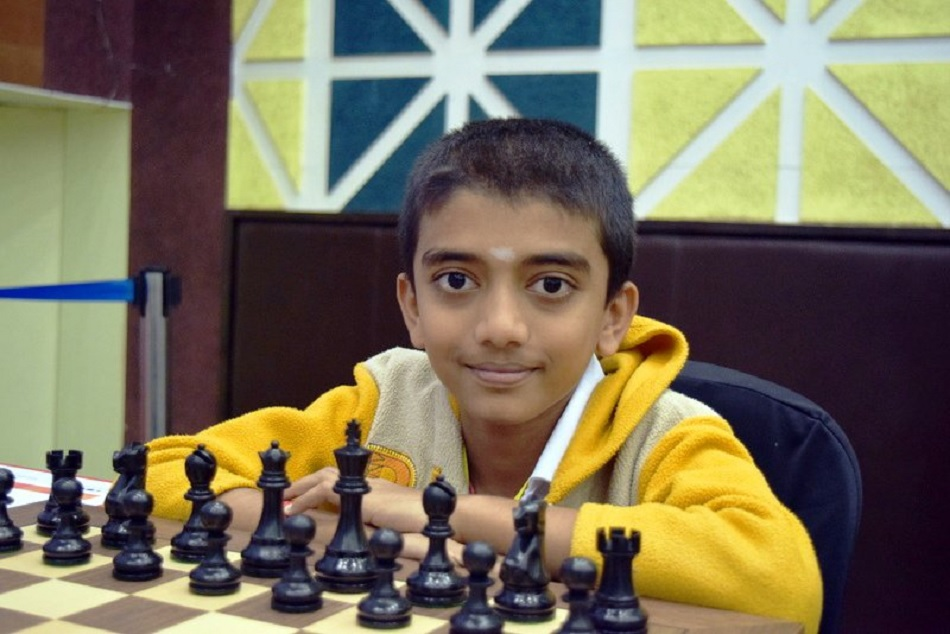 Chennais lad D Gukesh becomes world's second youngest grand master