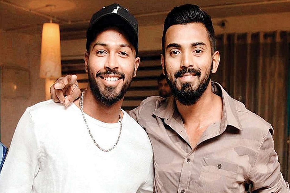 Hardik Pandya Lokesh Rahul Is Investigated The Bcci Ceo Rahul Johri