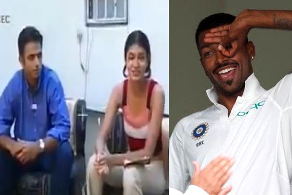Rahul Dravids Bakra Video Gone Virar As The Lesson The Hardik Pandya