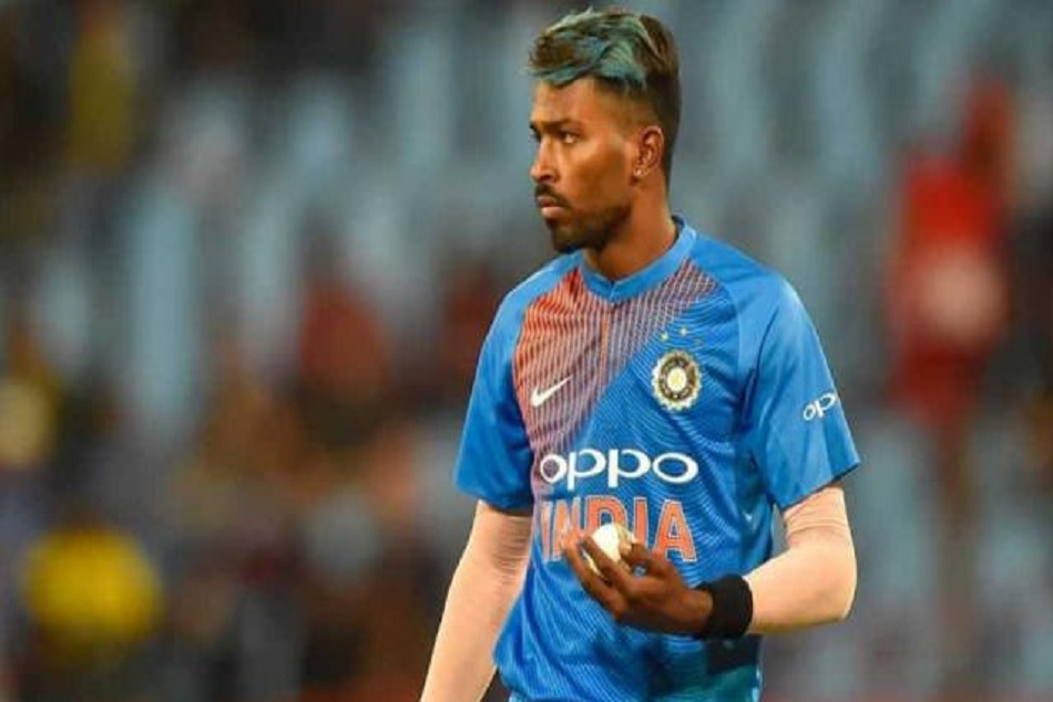 Hardik Pandya Was Picked Test Squad Ready Him Odi Series