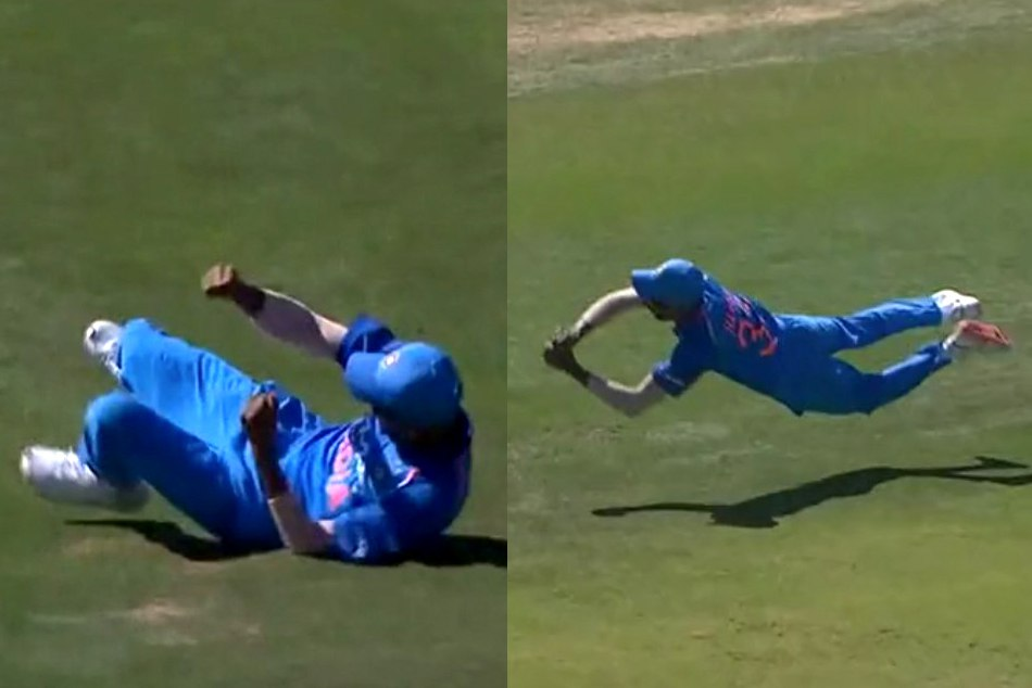 Watch Hardik Pandyas stunning catch of Kane Williamson in India vs New Zealand 3rd ODI