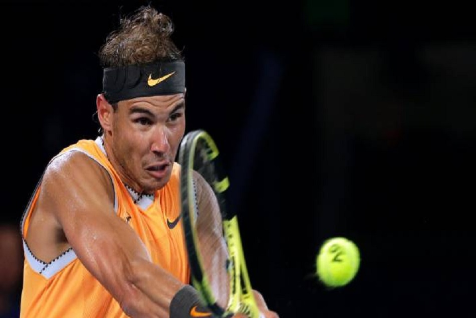Australian Open: Rafael Nadal beats Tomas Berdych to reach quarter-finals