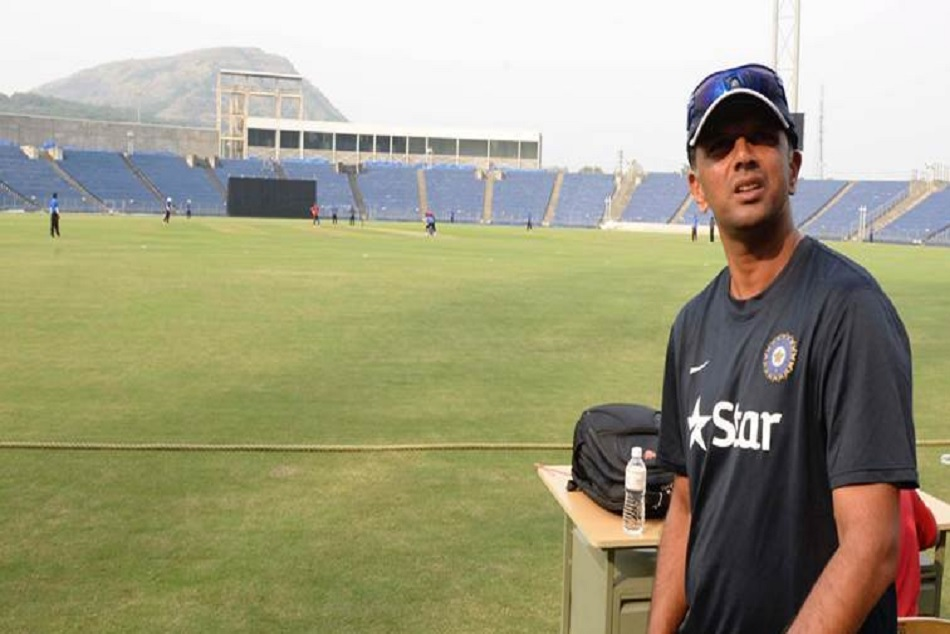 Rahul Dravid Emphasises On The Need Alternate Career Options For Young Cricketers