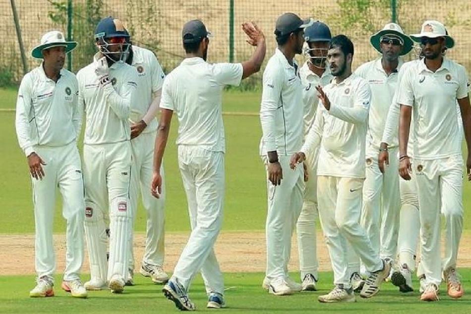 Ranji Trophy Kerala Beats Gujarat Semifinal Berth