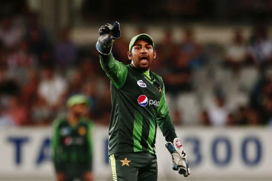 Pakistan captain Sarfaraz Ahmed suspended for 4 matches