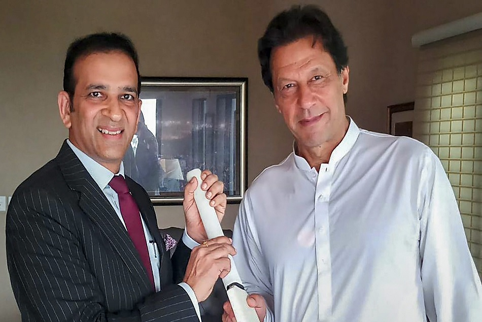 Imran Khan Won Many Heart After Congratulating Team India On Historic Victory Australia